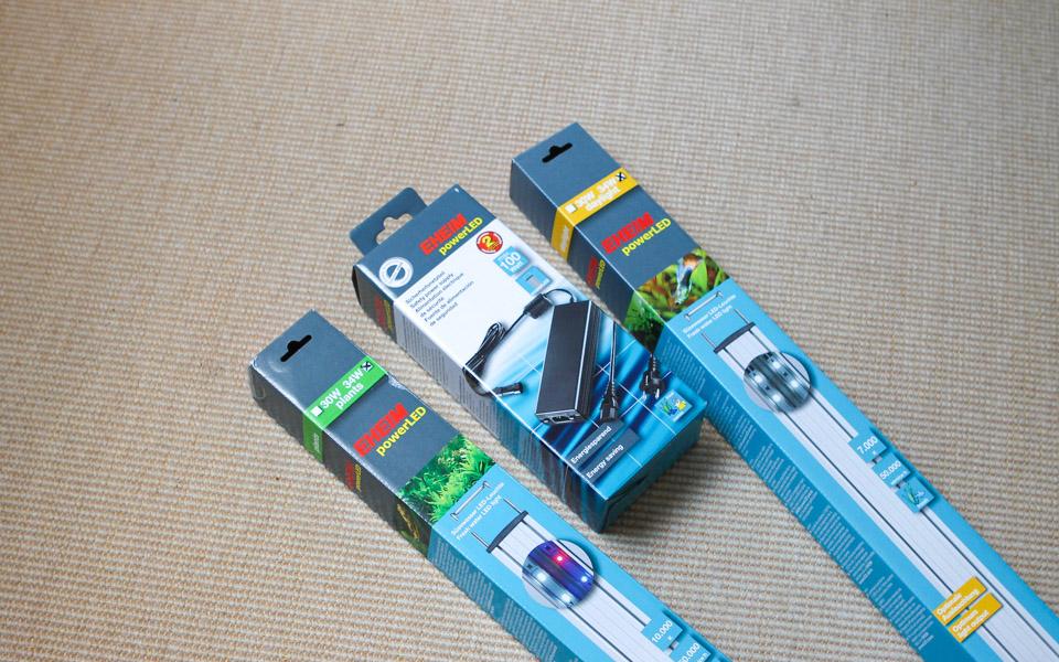 EHEIM powerLED Stripes Test